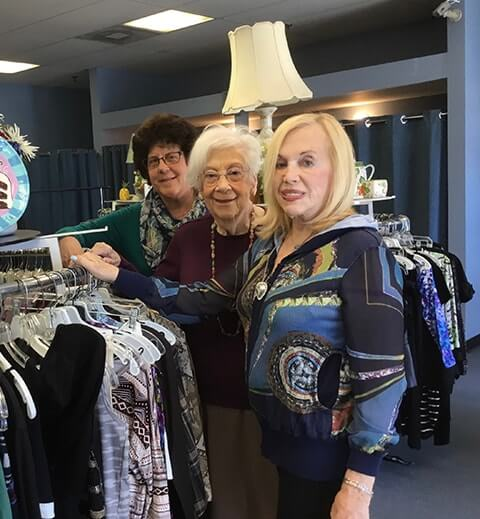 NCJW Thrift Shop Volunteers